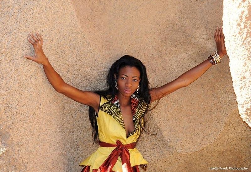 Мисс Вселенная 2013: участница Paulina Malulu (Намибия). фото