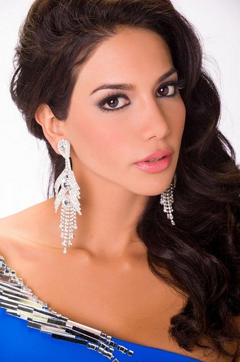 Мисс Вселенная 2013 участница Carolina Brid - Панама фото