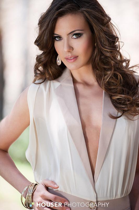 Мисс Вселенная 2013 участница Эрин Брэди (США) фото