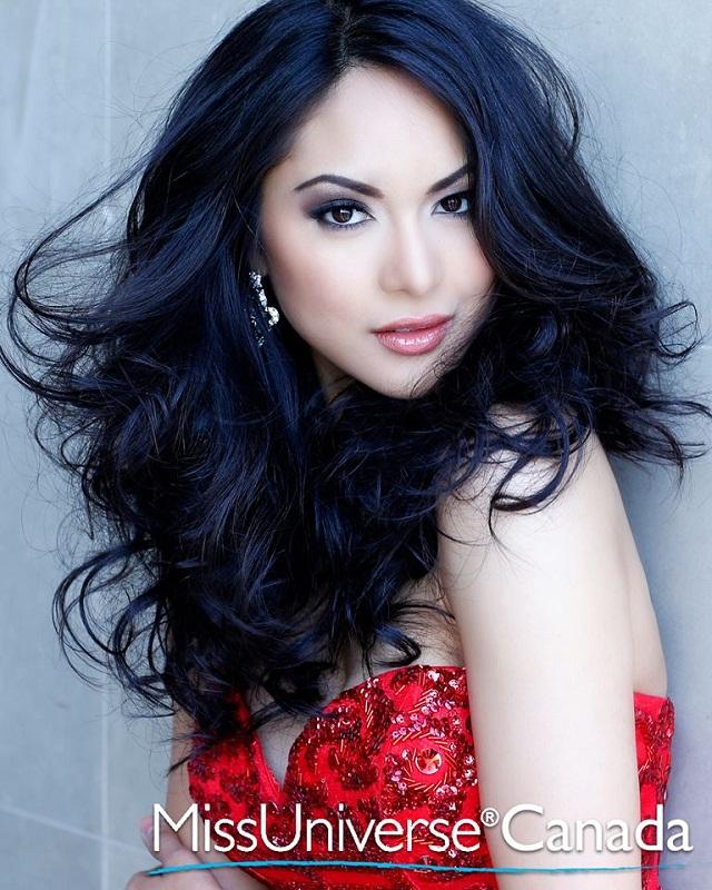 Мисс Вселенная 2013 участница Riza Santos Канада фото
