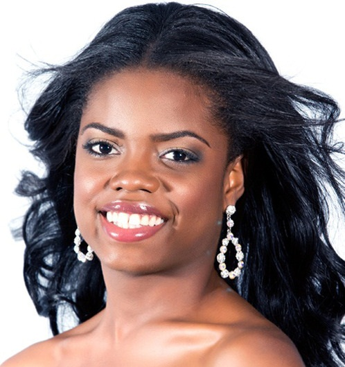 Мисс Вселенная 2013 участница Sharie De Castro - Британские Виргинские острова фото