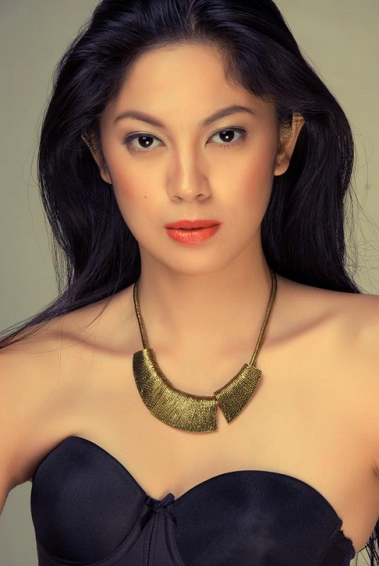 Ариэлла Арида (Филиппины) Третья Вице-мисс Вселенная 2013 фото