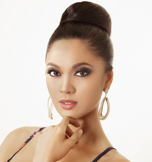 участница конкурса Мисс Вселенная 2013 Ariella Arida - Филиппины фото