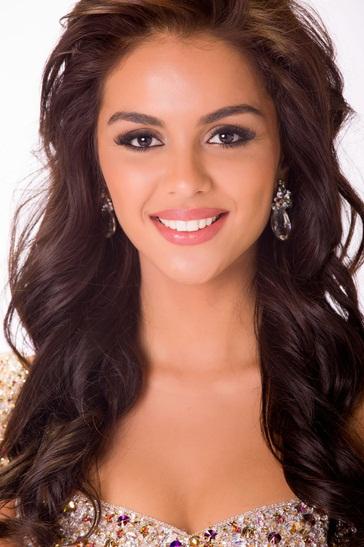 участница конкурса Мисс Вселенная 2013 Berrin Keklikler - Турция фото