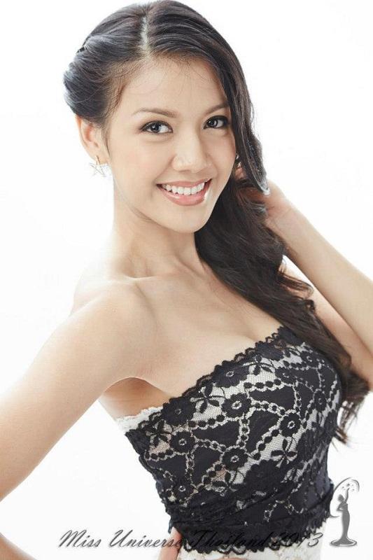 участница конкурса Мисс Вселенная 2013 Chalita Yaemwannang - Таиланд фото