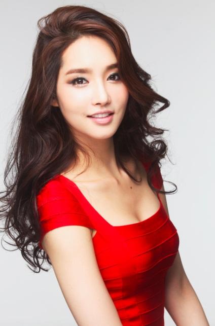 участница конкурса Мисс Вселенная 2013 Kim Yumi Корея фото