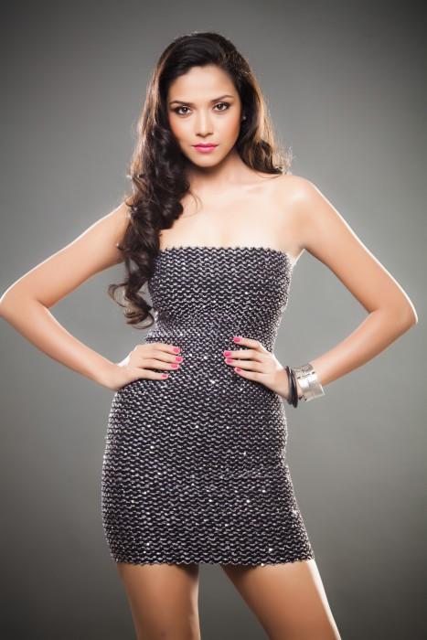 участница конкурса Мисс Вселенная 2013 Manasi Moghe Индия фото