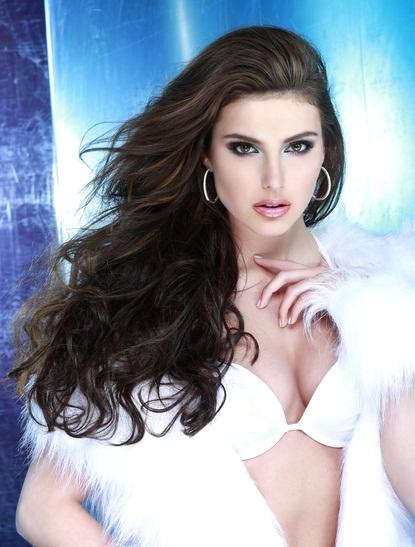 участница конкурса Мисс Вселенная 2013 Olivia Wells Австралия фото