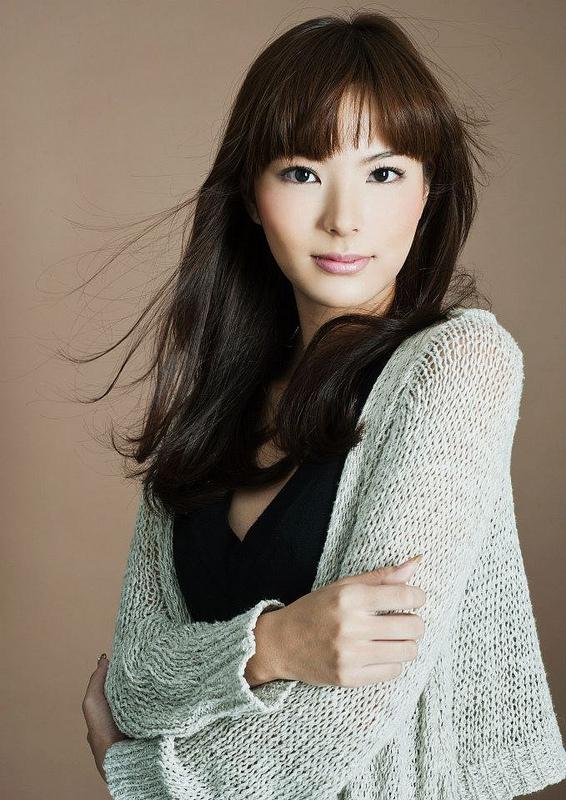 участница конкурса Мисс Вселенная 2013 Yukimi Matsuo Япония фото