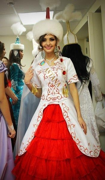 Айгерим Кожаханова Мисс Алматы 2013