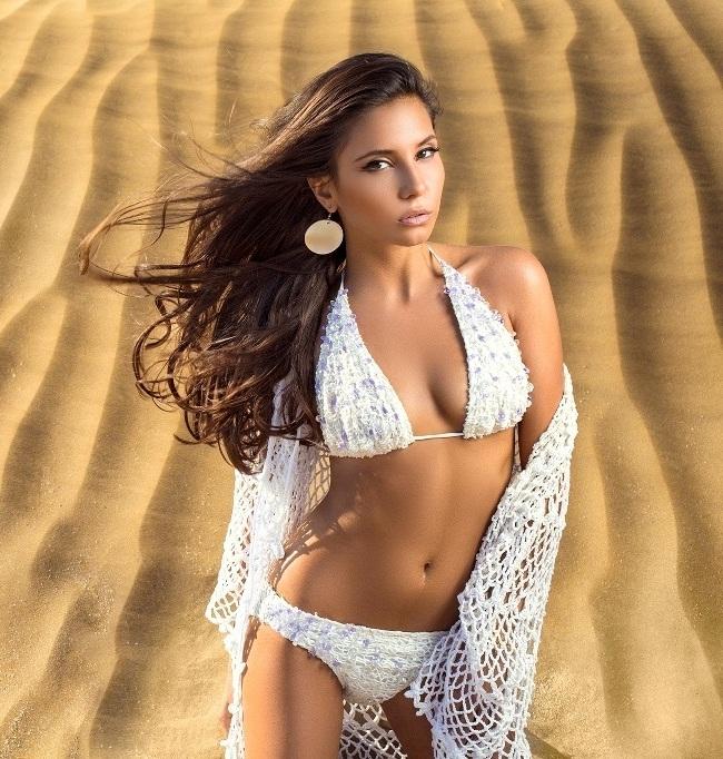 участница конкурса Мисс Вселенная 2013 Айсель Манафова (Азербайджан) фото