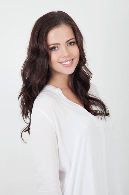 красивая девушка-новозеландка (Киви) Элла Лэнгсфорд / Ella Langsford фото