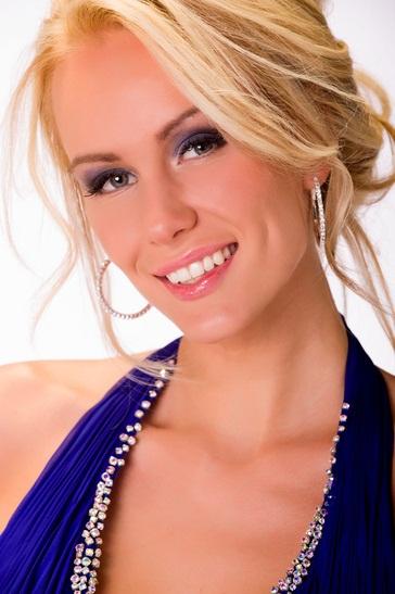 Кристина Карьялайнен - Эстония участница конкурса Мисс Вселенная 2013 фото