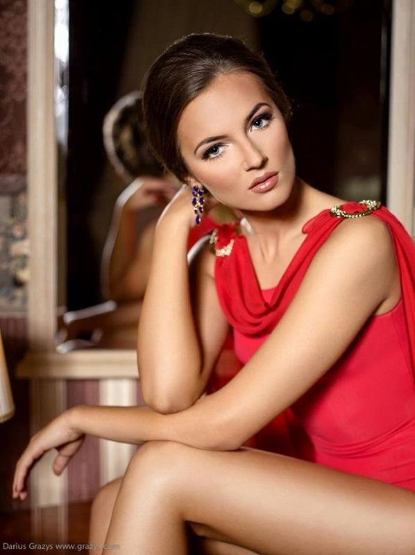 Симона Бурбайте - Литва