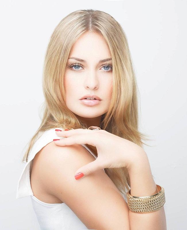 Anne-Julia Hagen Германия участница конкурса Мисс Вселенная 2013 фото