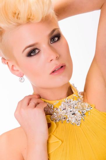 Dominique Rinderknecht Швейцария участница конкурса Мисс Вселенная 2013 фото