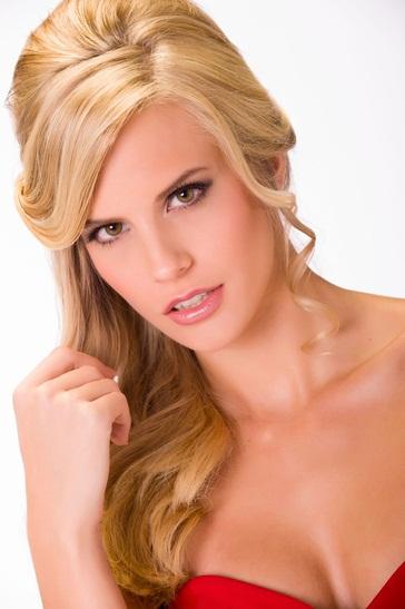 Doris Hofmann Австрия участница конкурса Мисс Вселенная 2013 фото