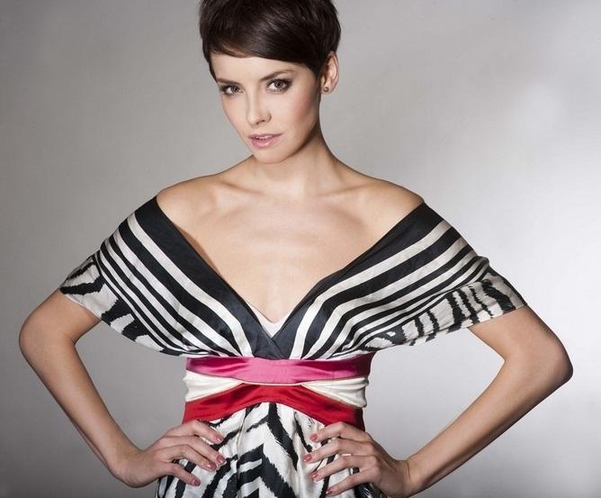 Gabriela Kratochvilova Чехия участница конкурса Мисс Вселенная 2013 фото