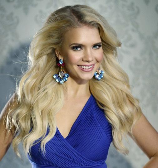 Lotta Hintsa Финляндия участница конкурса Мисс Вселенная 2013 фото