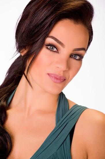 Mari Ekelof Chauhan Норвегия участница конкурса Мисс Вселенная 2013 фото