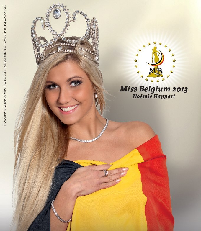 Noemie Happart - Бельгия участница конкурса Мисс Вселенная 2013 фото