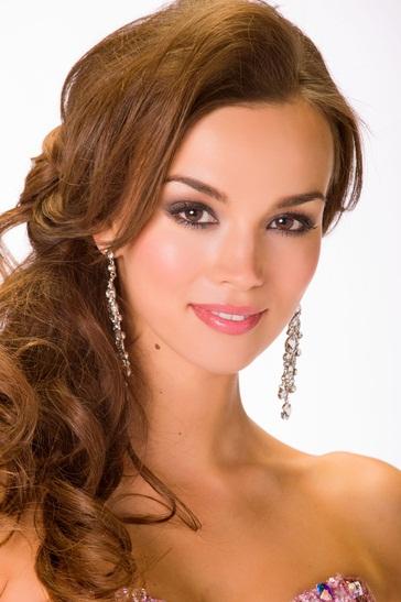 Паулина Крупинска - Польша участница конкурса Мисс Вселенная 2013 фото