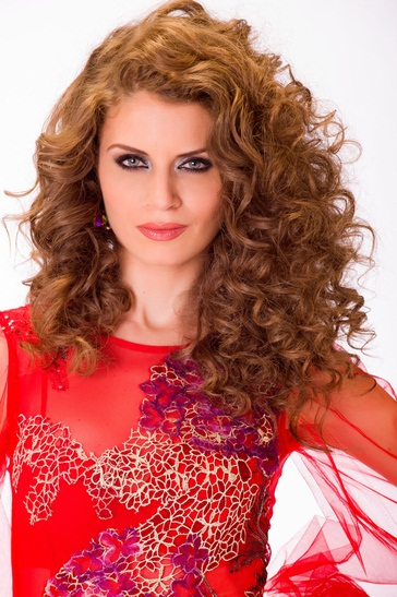 Roxana Andrei - Румыния участница конкурса Мисс Вселенная 2013 фото