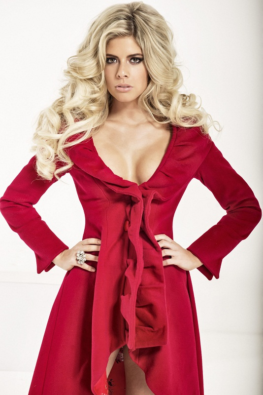 Stephanie Tency - Нидерланды участница конкурса Мисс Вселенная 2013 фото
