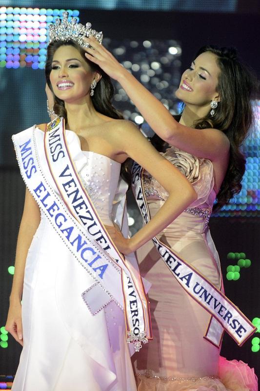 венесуэлка Габриэла Ислер победительница конкурса Мисс Вселенная 2013 фото