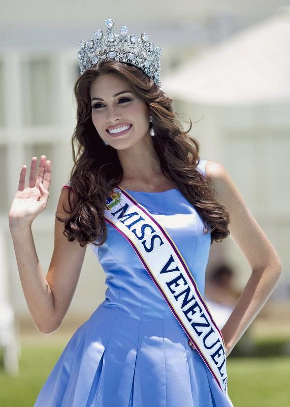 Габриэла Ислер Венесуэла победительница конкурса Мисс Вселенная 2013 фото