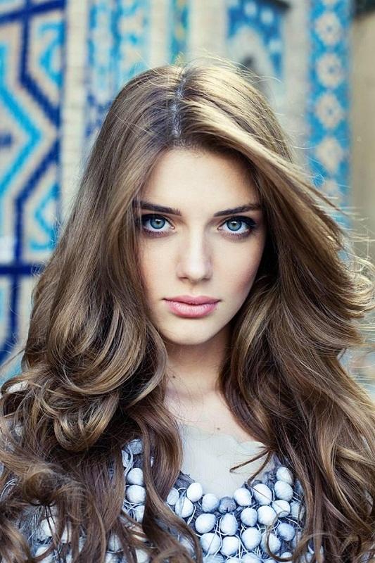 Жанет Кердикошвили (Грузия) участница конкурса Мисс Вселенная 2013