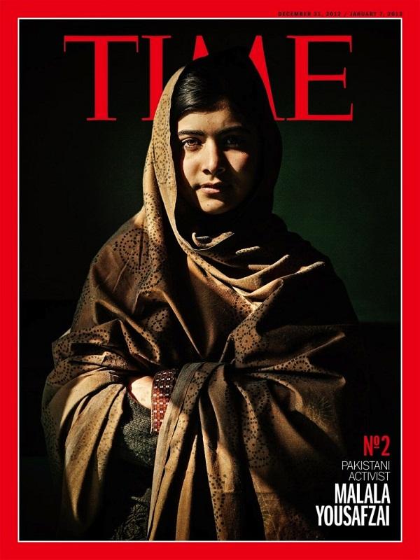 самые влиятельные люди в мире: Малала Юсуфзай. фото