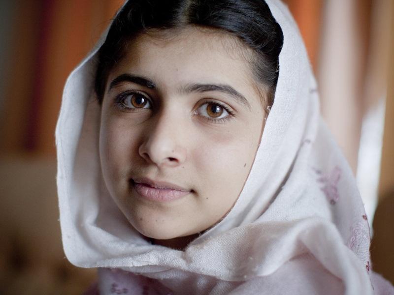 пакистанка Малала Юсуфзай. фото