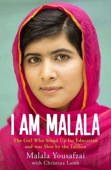 книга Я - Малала