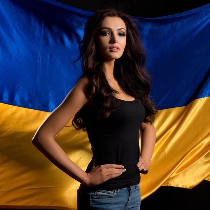 Ольга Стороженко (Украина) участница конкурса Мисс Вселенная 2013 фото