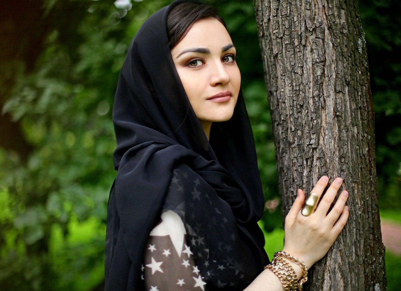 Дилара Сурхаева - чеченская блюзовая певица. фото