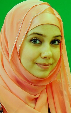 самые красивые девушки Чечни: Линда Идрисова - певица