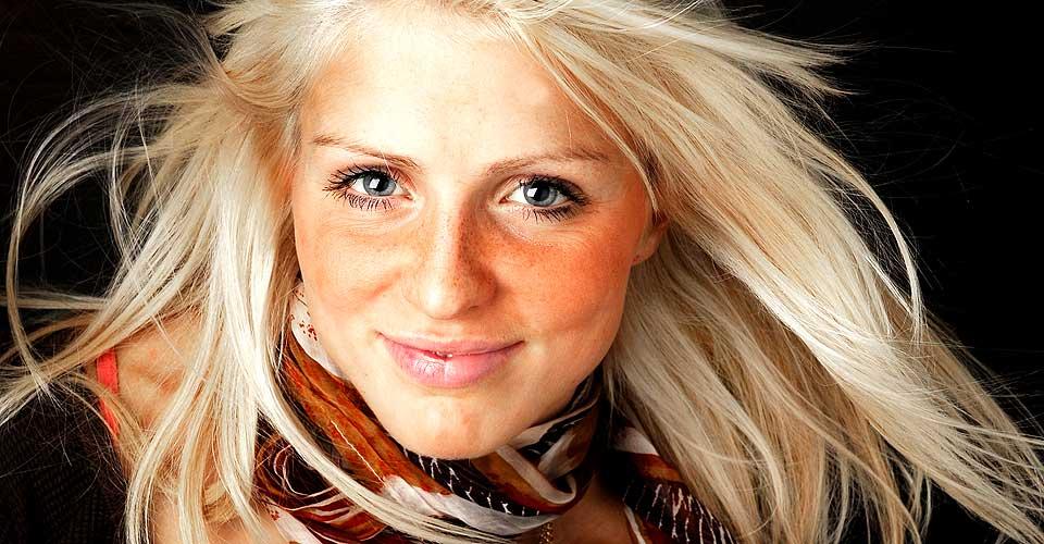 Тереза Йохауг / Therese Johaug самая красивая норвежская лыжница фото
