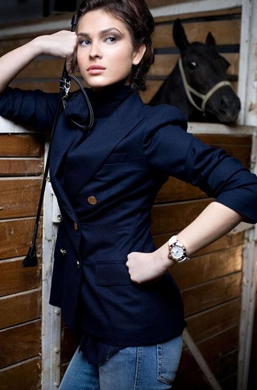Нигяр Рзакулиева победительница конкурса Мисс Закавказье 2009. фото