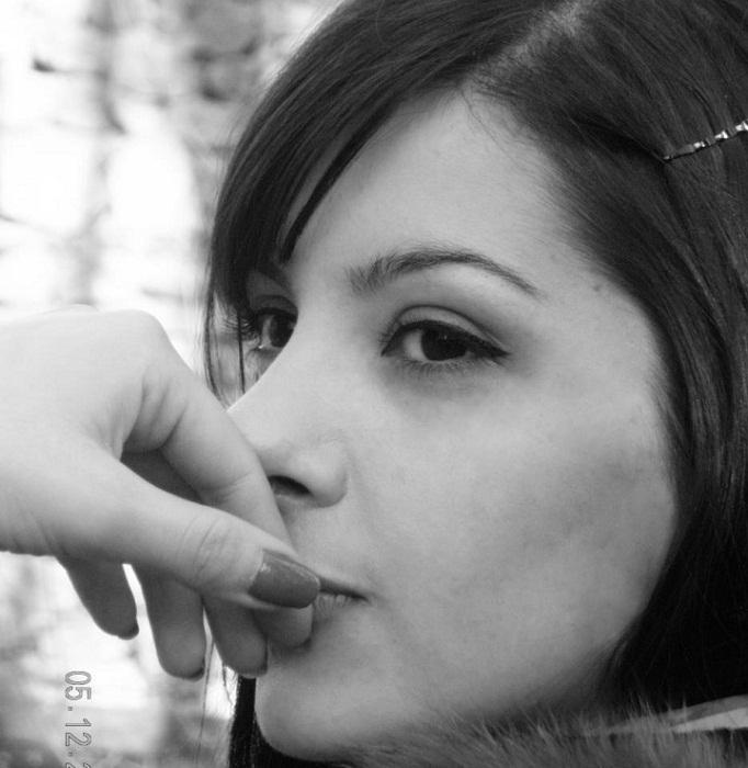 красивая лезгинская девушка Хатима Нисредова. фото
