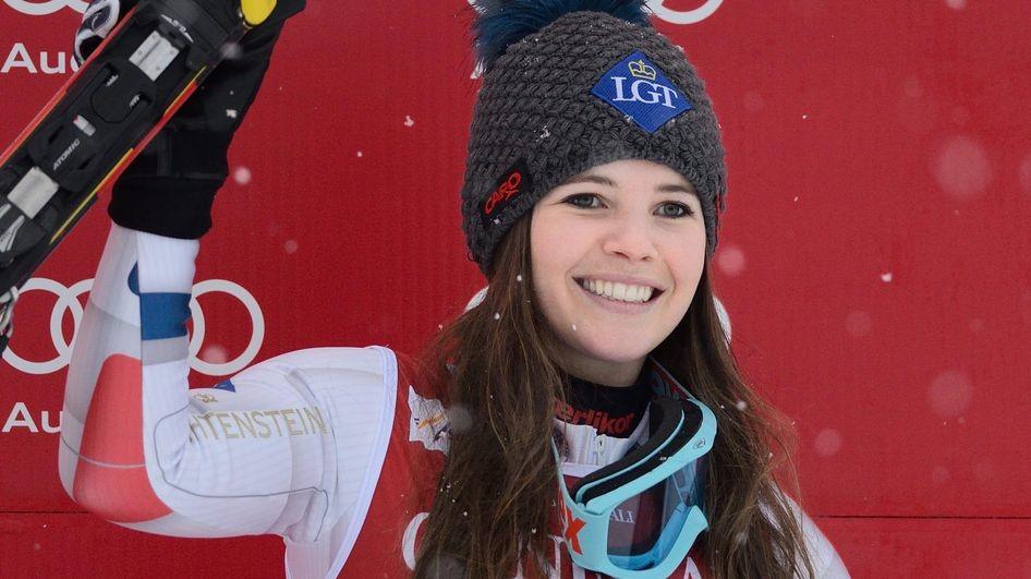 Самые красивые спортсменки Олимпиады в Сочи: горнолыжница Кристина (Тина) Вайратер