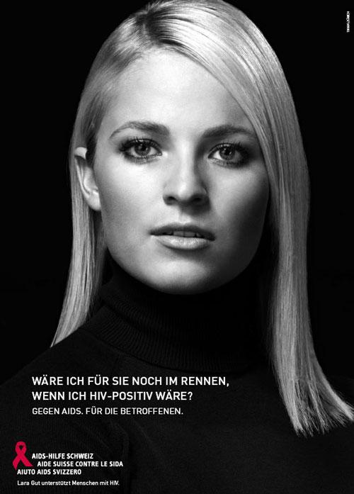 Лара Гут / Lara Gut самая красивая горнолыжница