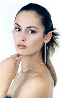 Ольга Сидоренко победительница конкурса Мисс Казахстан 2002. фото