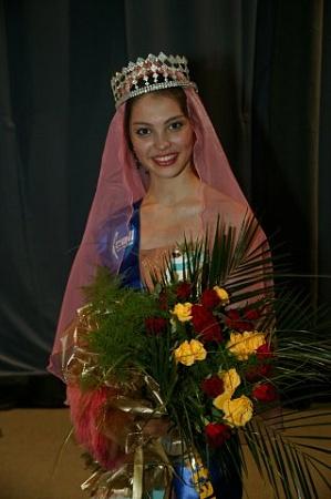 Сауле Жунусова победительница конкурса Мисс Казахстан 2003. фото