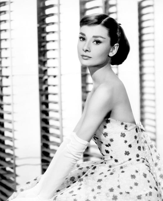 Одри Хепберн (Audrey Hepburn) фото