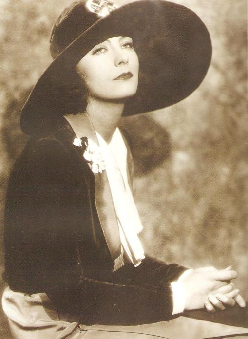 Грета Гарбо (Greta Garbo) фото
