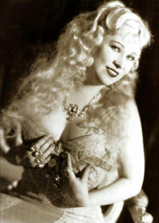 Мэй Уэст (Mae West) фото