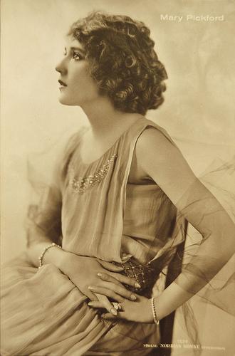 Мэри Пикфорд (Mary Pickford) фото