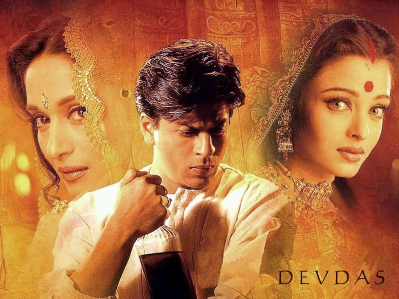 девдас смотреть индийский фильм