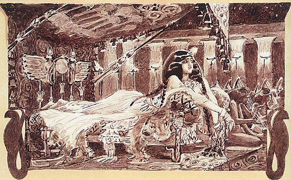 Клеопатра биография изображения
